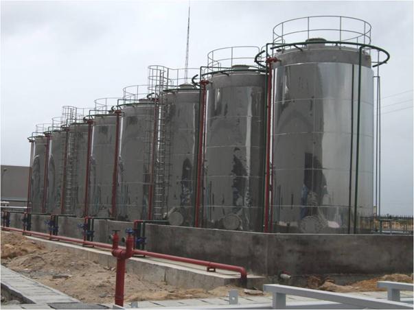 ss tank farm